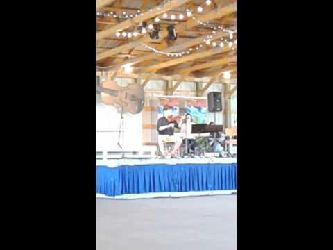 Championship First Round - John Arcand Fiddle Fest 2016