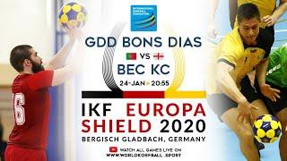 IKF ES 2020 Grupo Desportivo dos Bons Dias - Bec Korfball Club