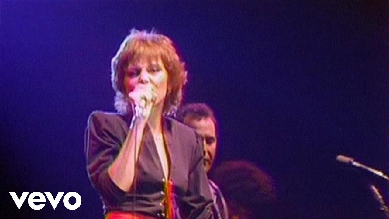 pat benatar fire and ice youtube