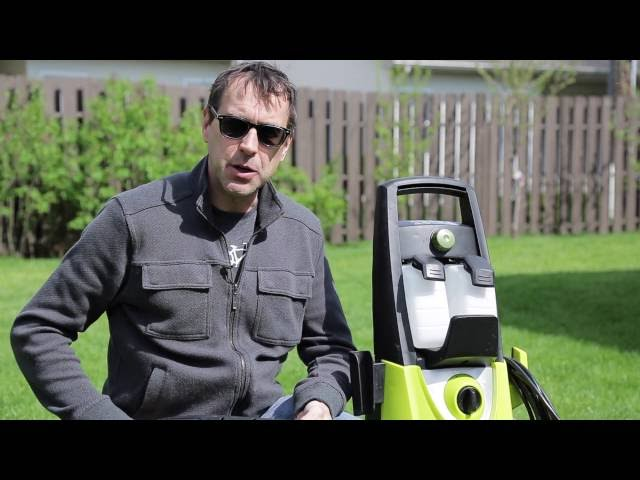 Sun Joe Electric Pressure Washer SPX3000 Review