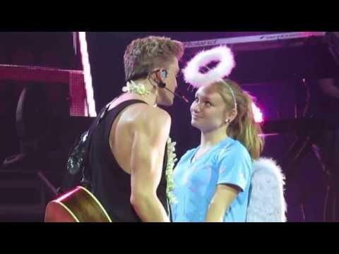 Cody Simpson Angel Toronto 2013