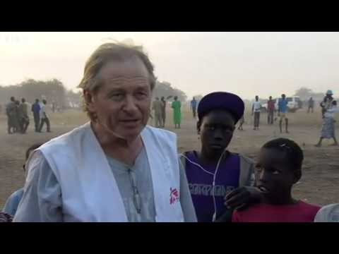 South Sudan refugees 'living under trees'