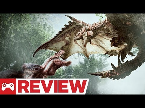 Monster Hunter: World PC Review