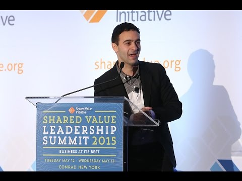 Harnessing New Power to Build a Shared Value Movement