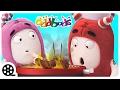 Cartoon   Oddbods - COOKING CATASTROPHE   Funny Cartoons For Children