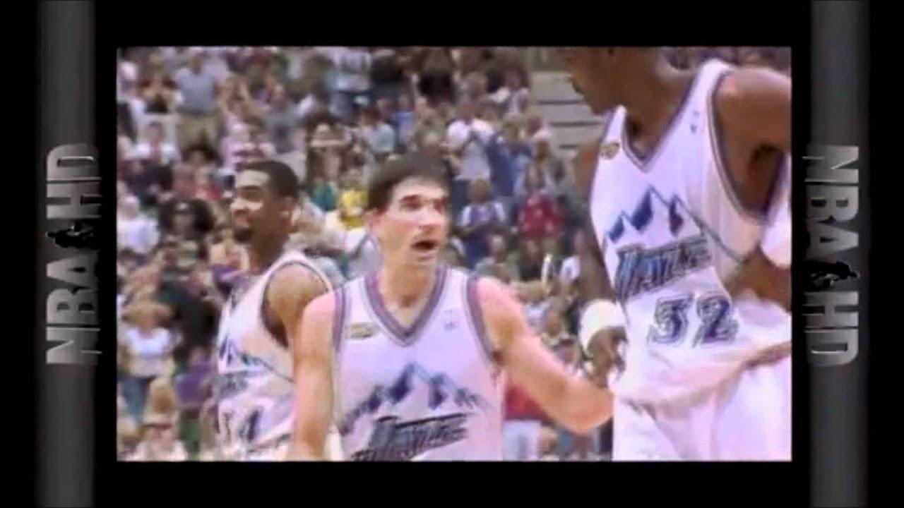1998 NBA Finals Game 6 - Jordan's BIG Time Shot - YouTube