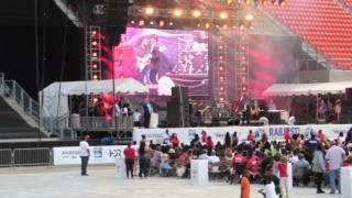 Frankie J (3) Short Version - Houston METRO Railfest 05/23/2015