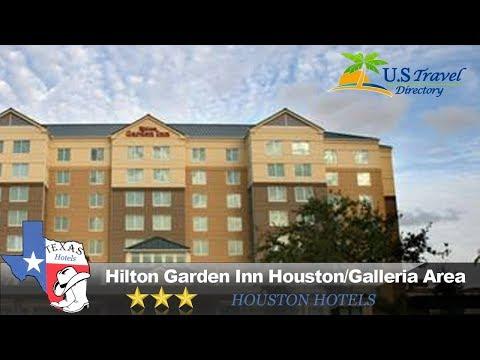 Hilton Garden Inn Houston/Galleria Area - Houston Hotels, Texas