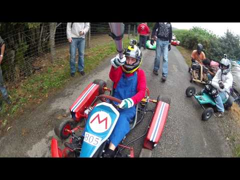 Les aventures de Mario Kart en Caisse à Savon (soapbox) [ France / Aquitaine ]