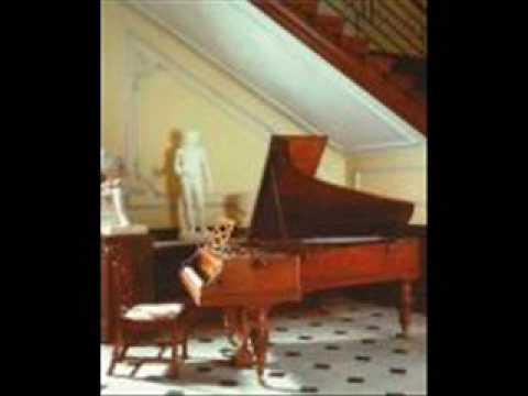 Chopin, Berceuse Op 57 played by Wilhelm Kempff