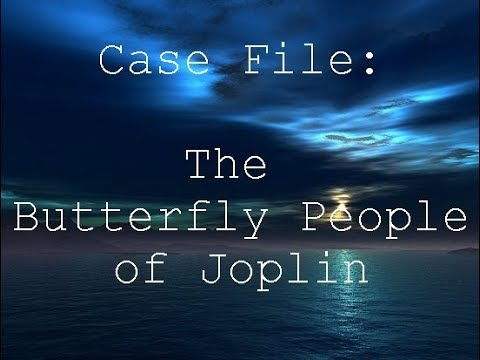 The Butterfly People of Joplin Missouri: True Angelic Encounters