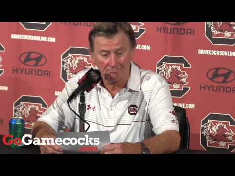 Steve Spurrier sound bites: The 2014 regular season