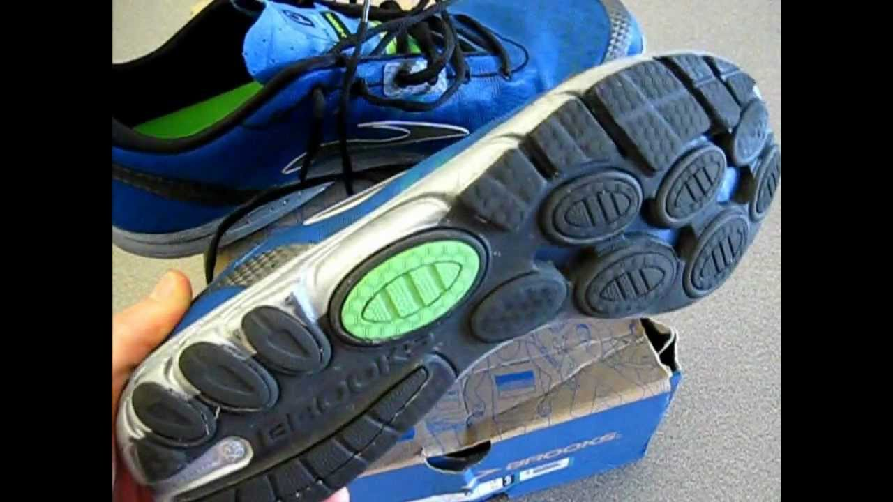 08dce46f57837 Brooks PureConnect Men s Running Shoe Review Pure Connect - YouTube