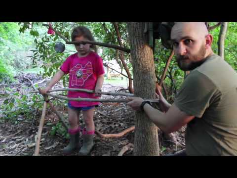 Bushcraft Camp Chair and Table
