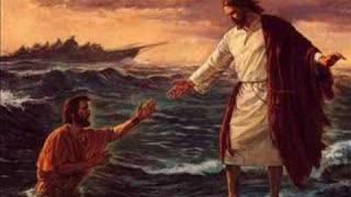 Jesus Christ- My love, my LORD, my all. He raises me up!