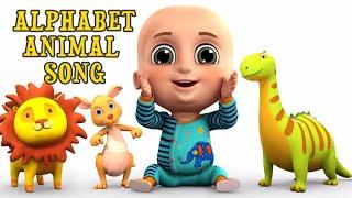 sea animal songs | nursery rhymes & kids songs - Jugnu Kids