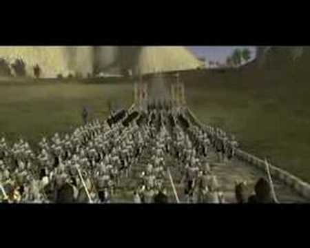 Lord Of The Rings Total War скачать игру - фото 11