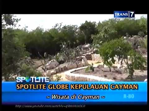 Spotlite Trans 7 - Globe Kepulauan Cayman
