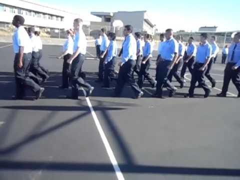 San Pedro High School Police Academy Magnet