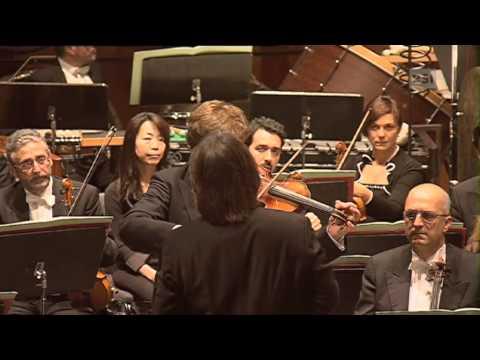 Andrey Baranov - Shostakovich -  Violin concerto No. 2 - Ion Marin