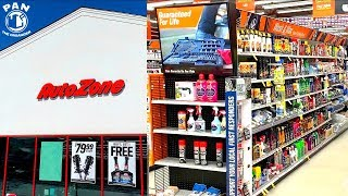 Can you find good detailing products at AutoZone?