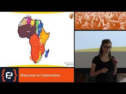 Developing for the Next Billion Users - Natalie Pistunovich - Codemotion Milan 2017