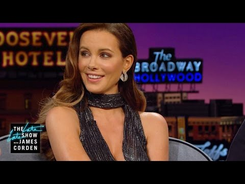 Kate Beckinsale Recreated Her Daughter's Birth