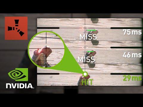 GeForce Powered Low Latency Rust SLO-MO Video