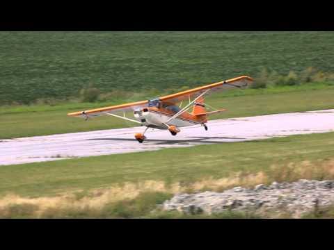[HD] Bellanca 7ECA Citabria Takeoff CSU3