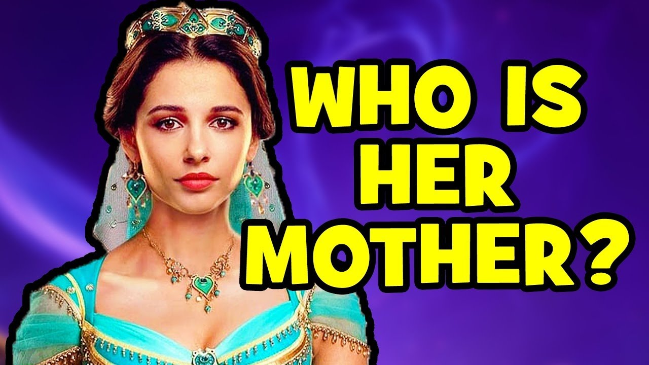The DARK TRUTH About Jasmine In Aladdin | Disney Theory