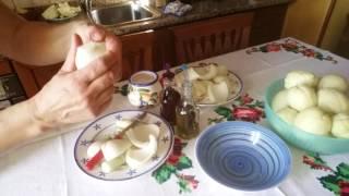 Моя Италия.Готовим с Инной. Салат из фенхеля.( Insalata di finocchio)