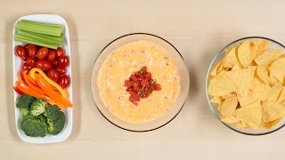 Famous Queso Dip with VELVEETA and RO*TEL