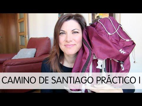 Camino de Santiago práctico I: etapas, albergues, mochila, bastones y calzado