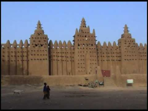 Visite de Djenné / Visit of Djenne (Mali)
