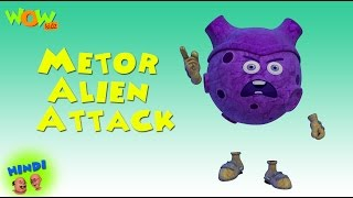 Meteor Alien Attack - Motu Patlu in Hindi WITH ENGLISH, SPANISH & FRENCH SUBTITLES
