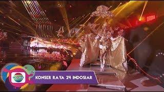 Gambar cover Wow! Mewah dan Full Lighting Panggung Konser Raya 24 Tahun Indosiar Luar Biasa
