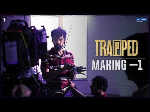 The Making of Trapped | Rajkummar Rao | Vikramaditya Motwane