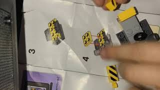 LEGO movie 2 LEGO toy review with cam with brother leland