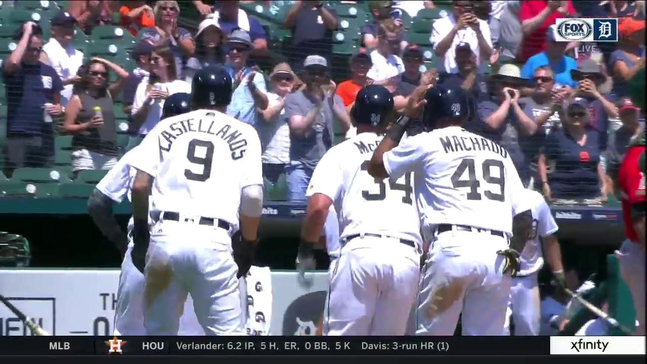 New York Yankees vs. Detroit Tigers: JA Happ vs. Matthew Boyd
