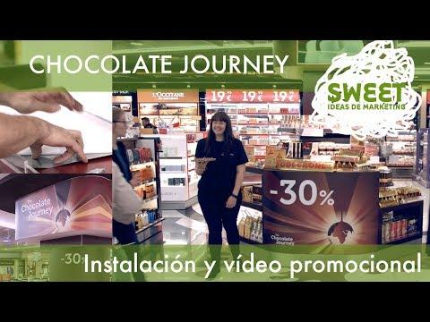 The Chocolate Journey 2017 // Vídeo Promocional para WDFG