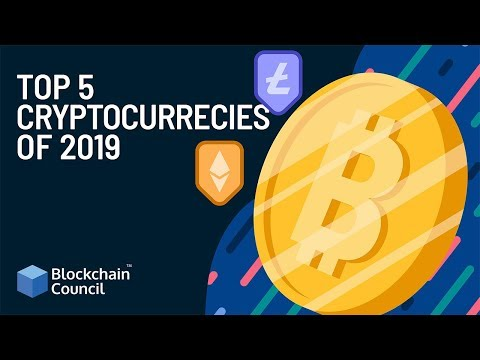 Top 5 cryptocurrencies to invest in 2019 | Blockchain council