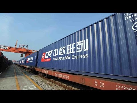 China-Germany railway forges important cargo link