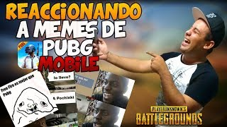 REACTING TO PUBG MOBILE MEMES PUBG VS FORTNITE VS FREE FIRE EDWXXS