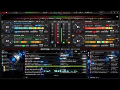 (WILD MIX) DJ BL3ND In Virtual DJ By DJ PION3X