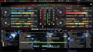 (WILD MIX) DJ BL3ND In Virtual DJ By DJ PION3X