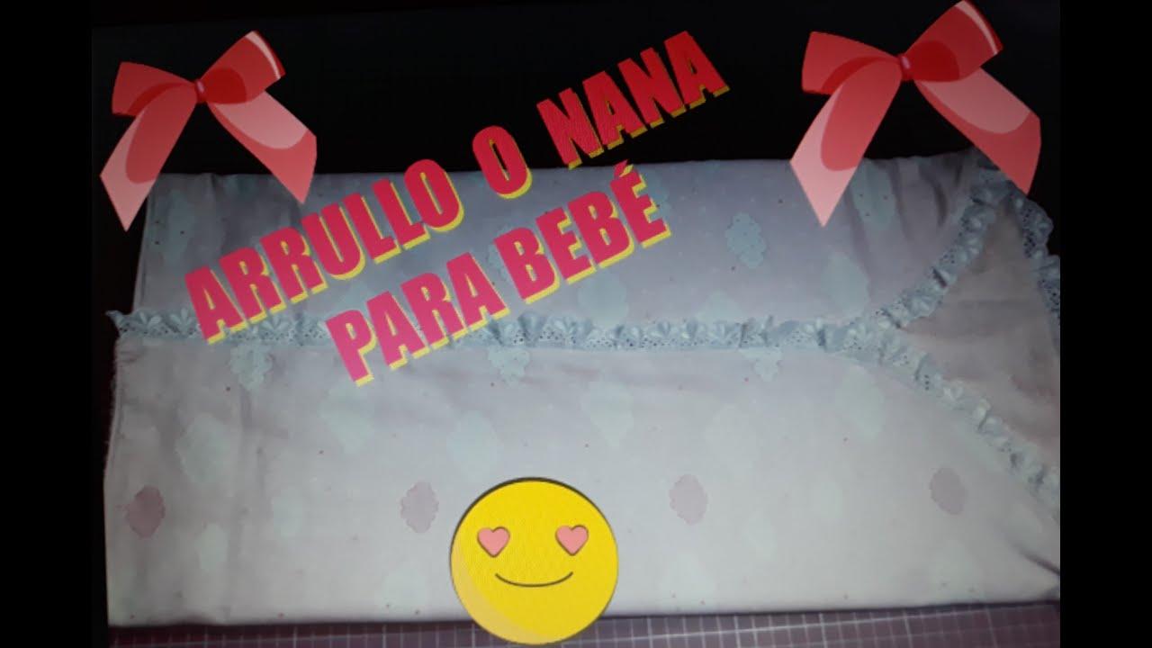 ROPA BEBÉ: Arrullo bebé  DIY* ( muy fácil). Towel for the baby.