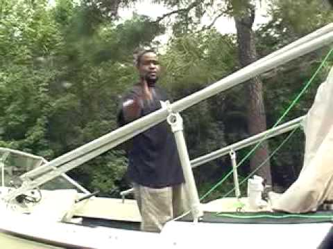 How To Make A Canopy Bimini For Your Boat Youtube