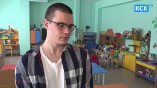 Усатый нянь Приданниковского детского сада