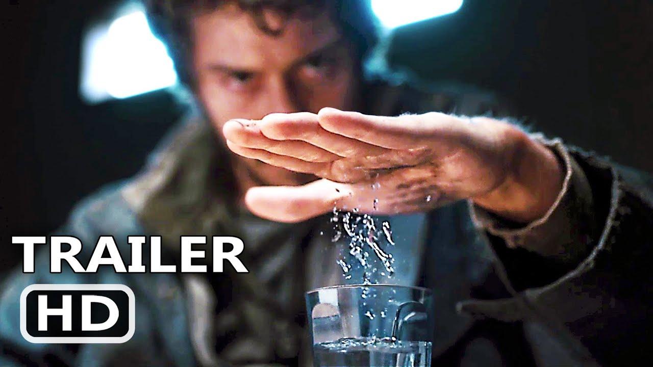 "MORTAL ""Superpowers"" Clip Trailer (2020) Natt Wolf Superhero Movie"