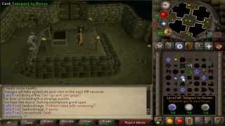 2007 Oldschool Runescape: Barrows Melee Guide (With Commentary)